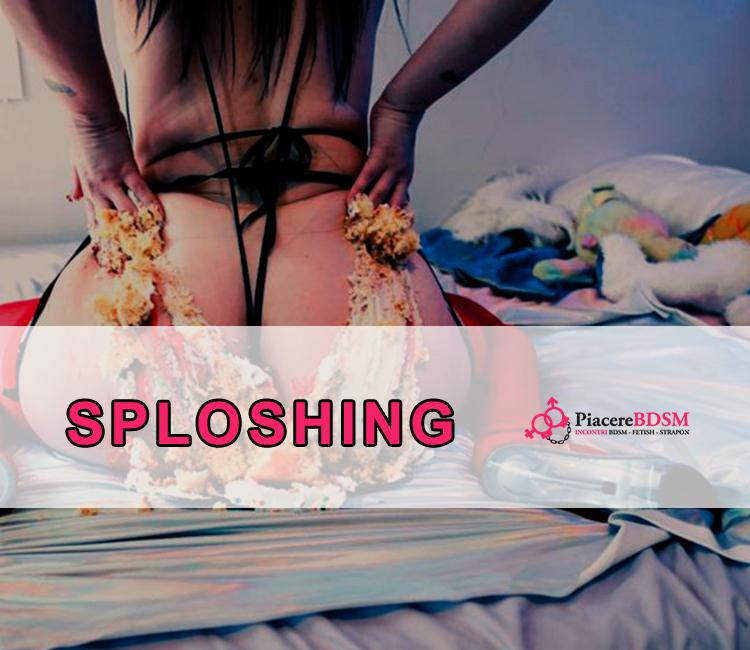 sploshing